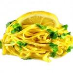 Scialatelli al limone
